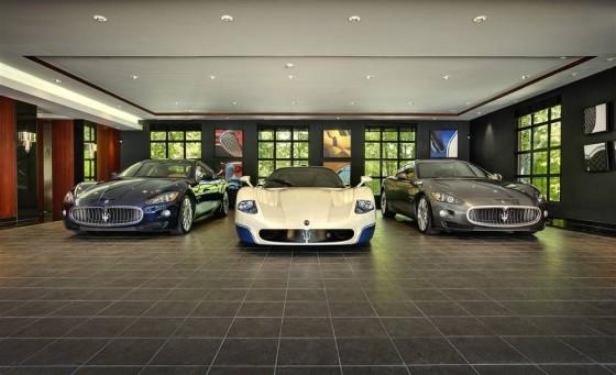 Now Thats What I Call A Beautiful Car Garage Part My Car Heaven - Show car garage