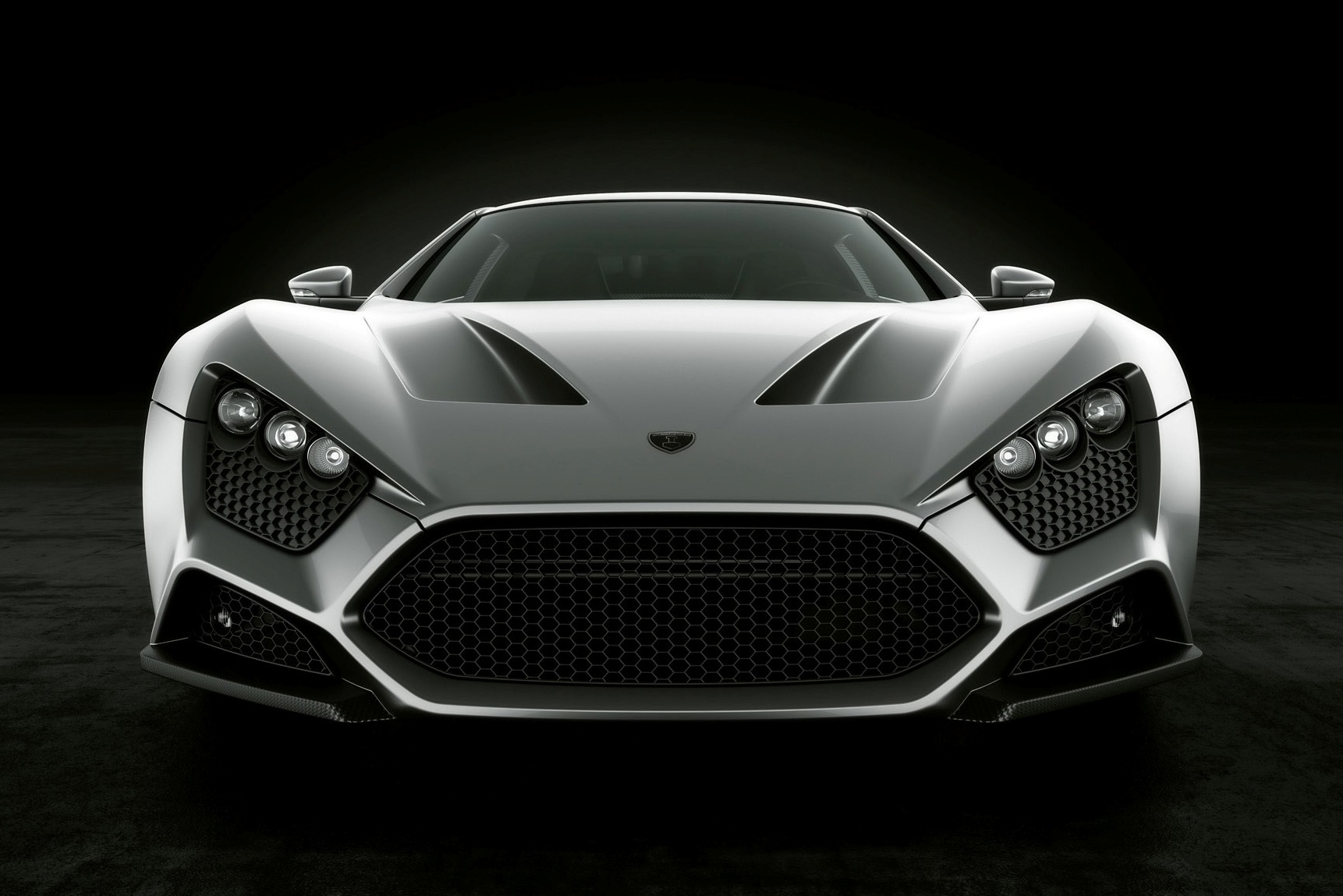 Darth Vader would drive this: the Zenvo ST1 | My Car Heaven