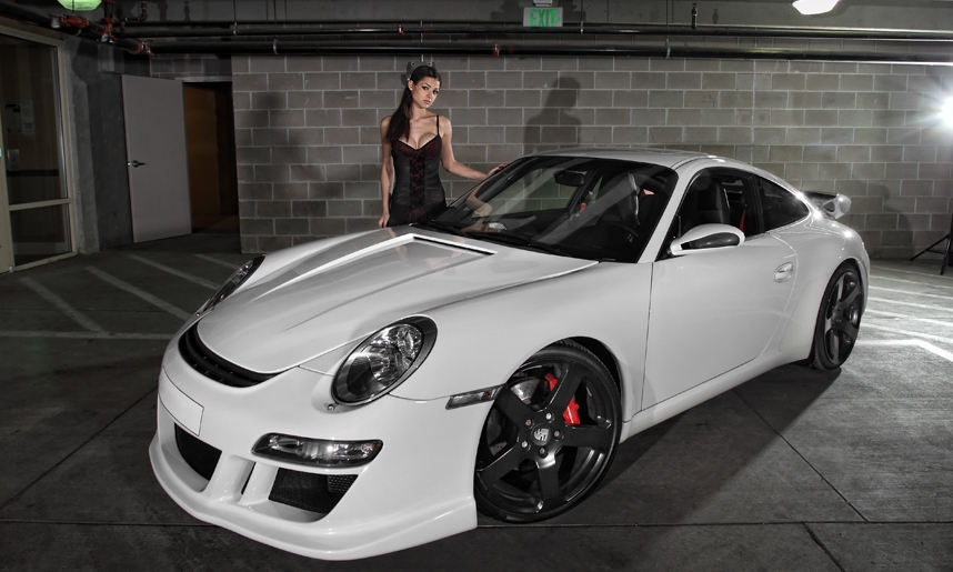 car garage name ideas - Porsche 997 Carrera S Nice car naughty girl