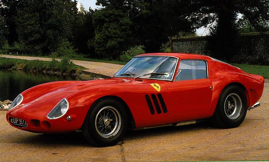 Ferrari 250 Gto Cool Beautiful Desirable And Iconic