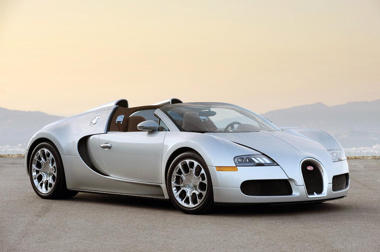Bugatti Veyron Production Run Ends My Car Heaven