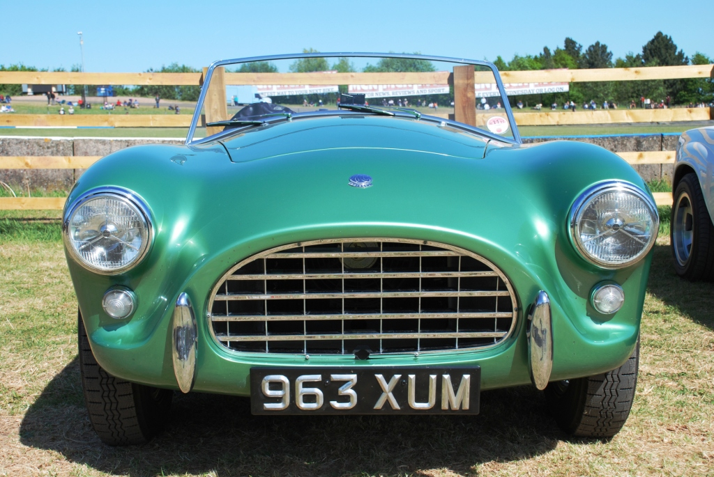 A Few Pictures From The Donnington Historic Festival 2011