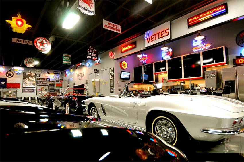 Now that\'s what I call a beautiful car garage! Part 11. | My Car Heaven