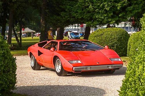 1975 Lamborghini Lp400 Countach My Car Heaven