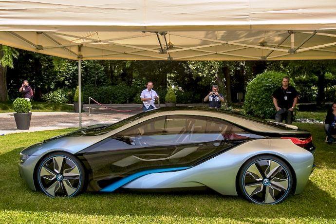 2011 BMW i8 Concept | My Car Heaven
