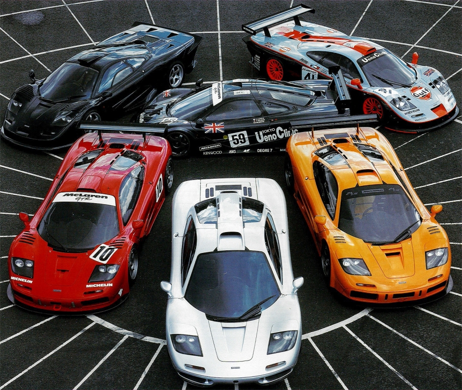 The Top Sports Cars Of The S According To Sports Car - Sports cars international