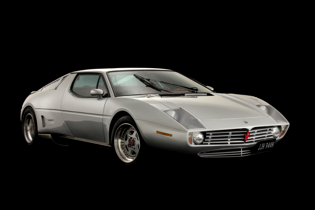 The very cool and very rare Maserati Merek by Saurer. | My Car Heaven