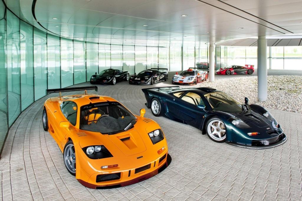 The McLaren P12 specifications (the successor to the McLaren F1 ...