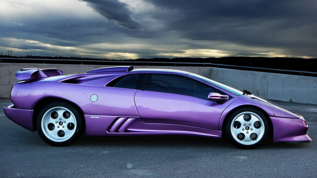 The Beast That Is The Lamborghini Diablo Se30 Jota My
