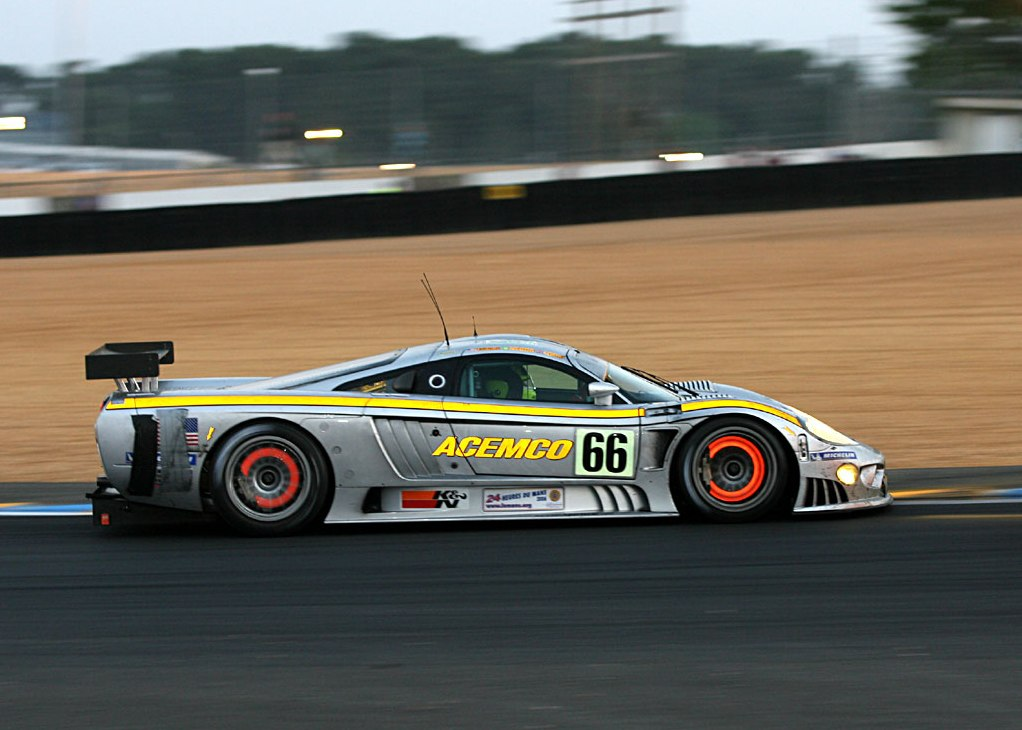 Saleen S Race Car