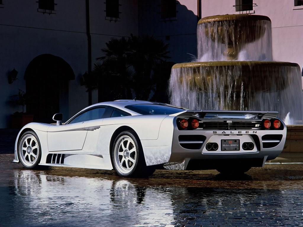 Saleen S7 For Sale >> The Saleen S7 supercar. What a supercar? | My Car Heaven