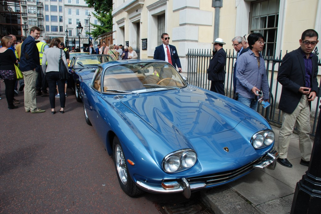 St James's Concours of Elegance 2013 (108)