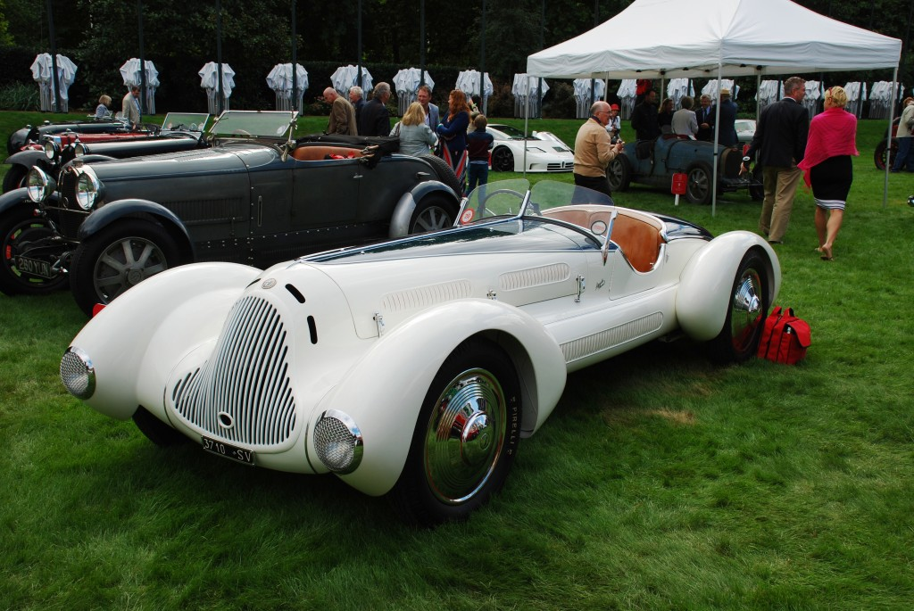 St James's Concours of Elegance 2013 (90)