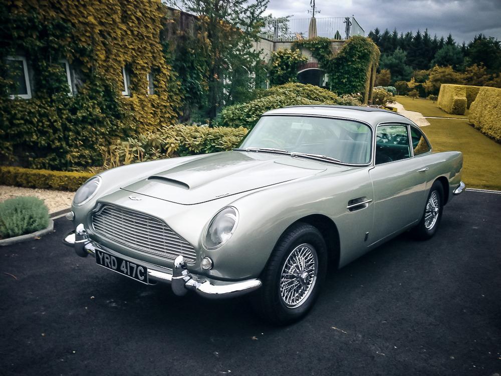 Silverstone Auctions 1965 Aston Martin DB5 saloon