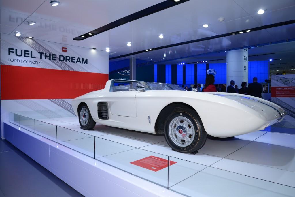 Ford 1 Concept (Detroit 2014) 2