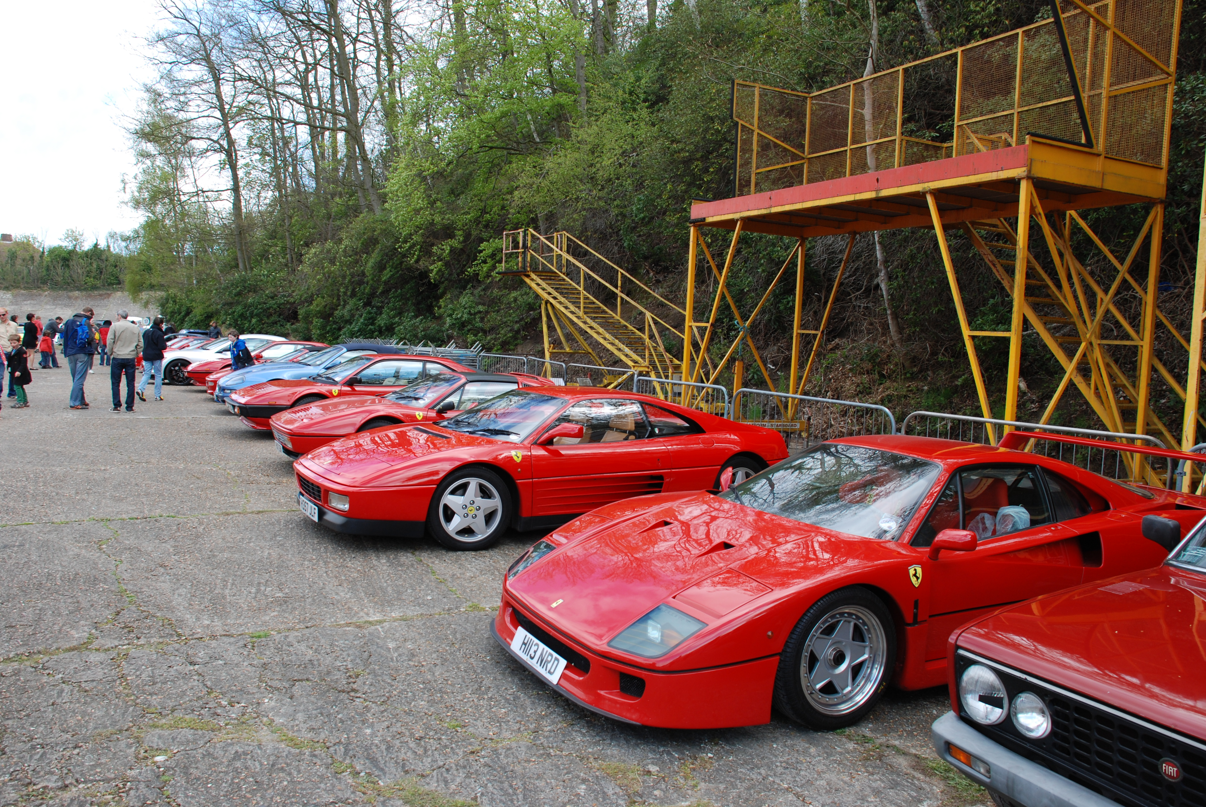 Win A Pair Of Tickets To The 2014 Auto Italia Italian Car Day At
