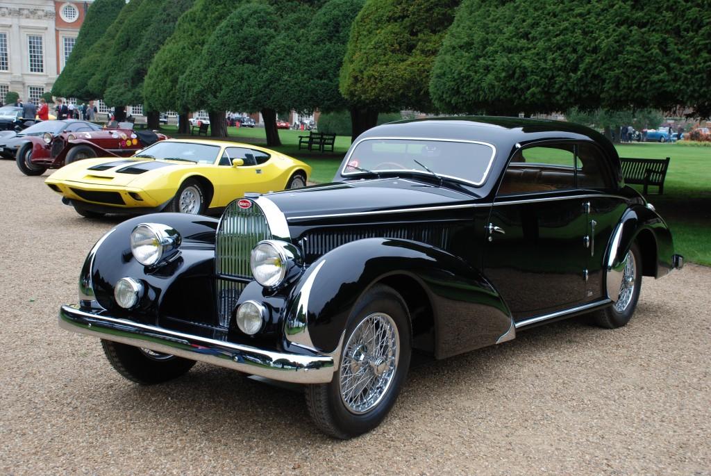 Concours of Elegance 2014 - Hampton Court (18)