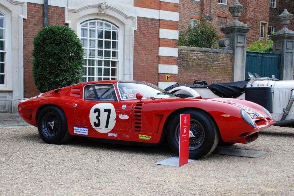Concours of Elegance 2014 - Hampton Court (57)