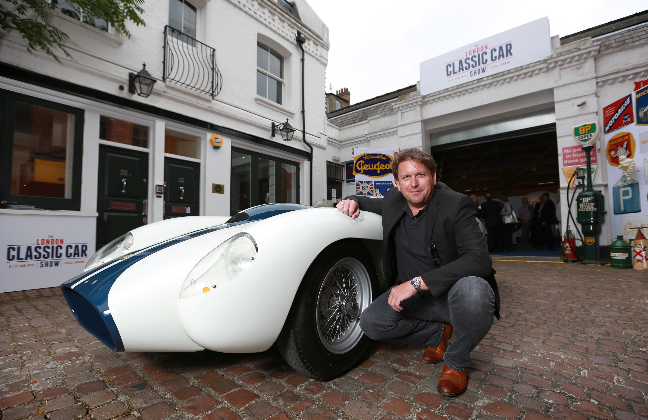 Presale Tickets For The New London Classic Car Show Now On Sale - Car show cars for sale