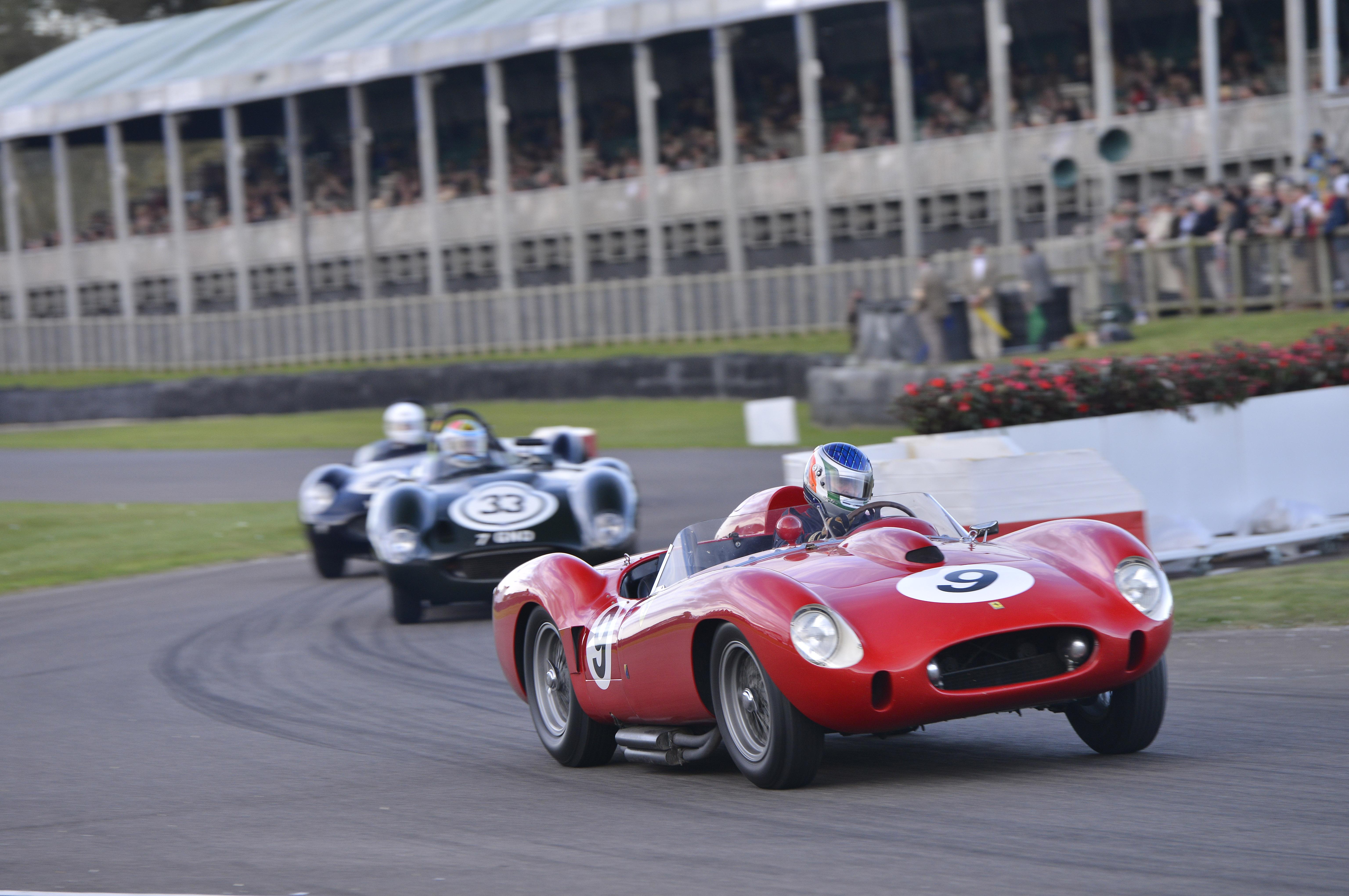Ferrari 250 TR Goodwood Revival