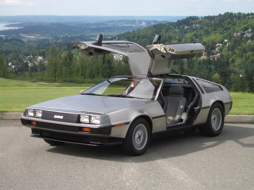 Delorean-DMC-12-1981