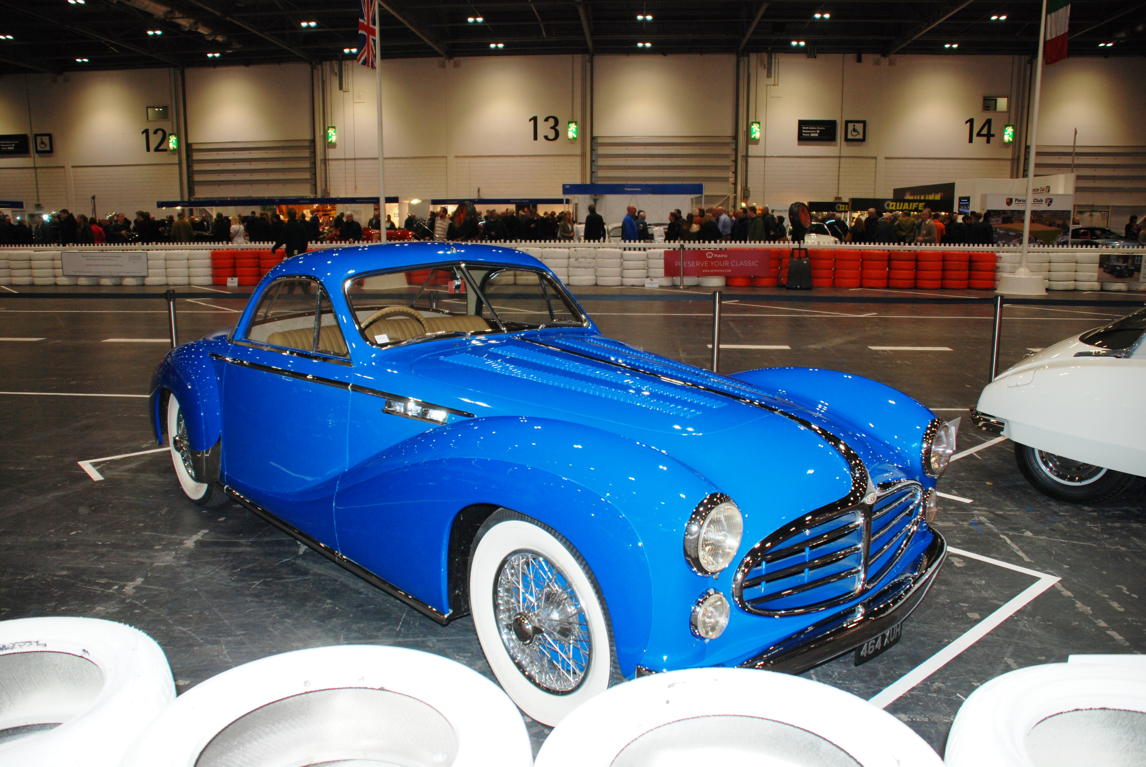 A Few Pictures From The 2016 London Classic Car Show My