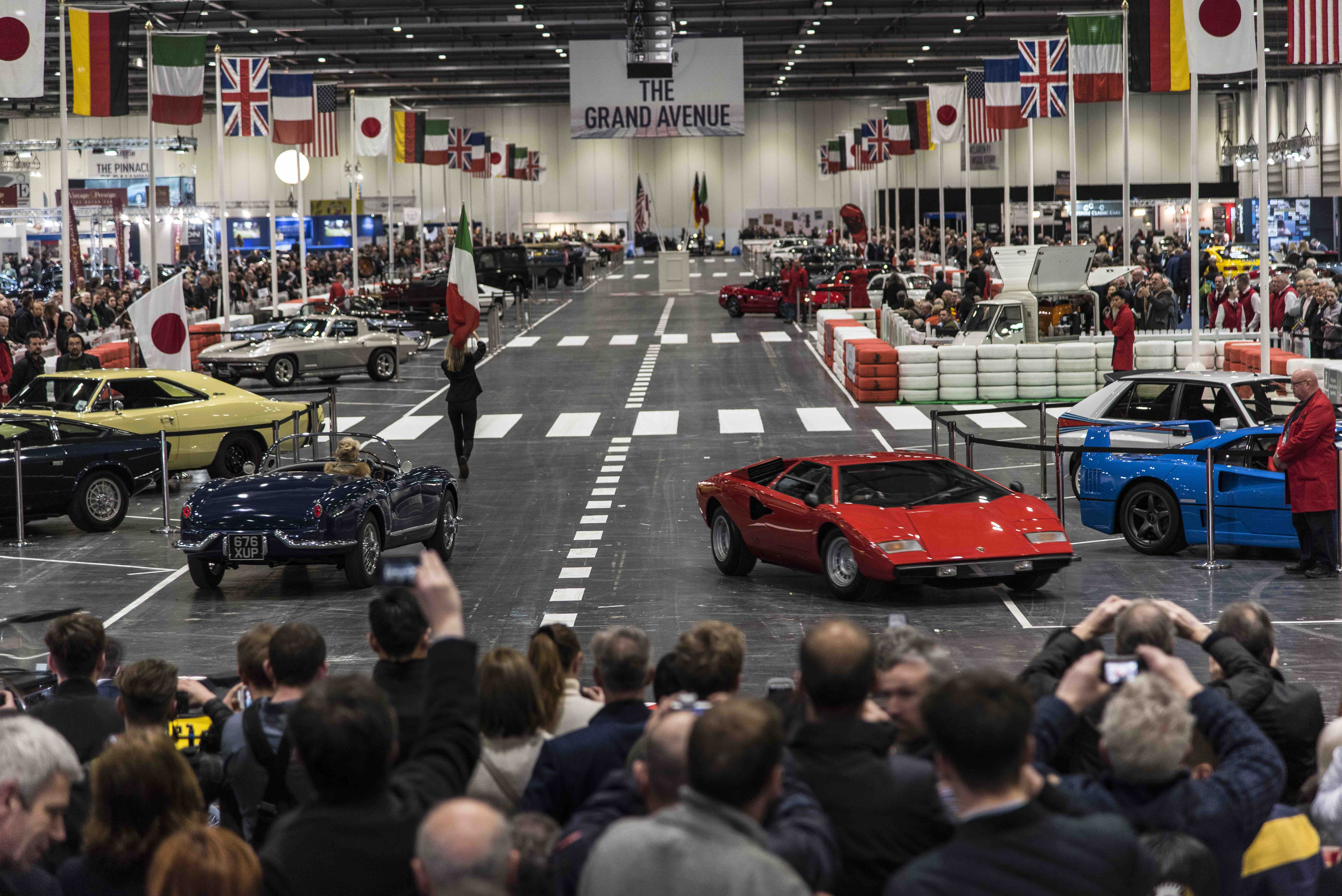Congratulations To Our London Classic Car Show Competition - Classic car show near me 2018