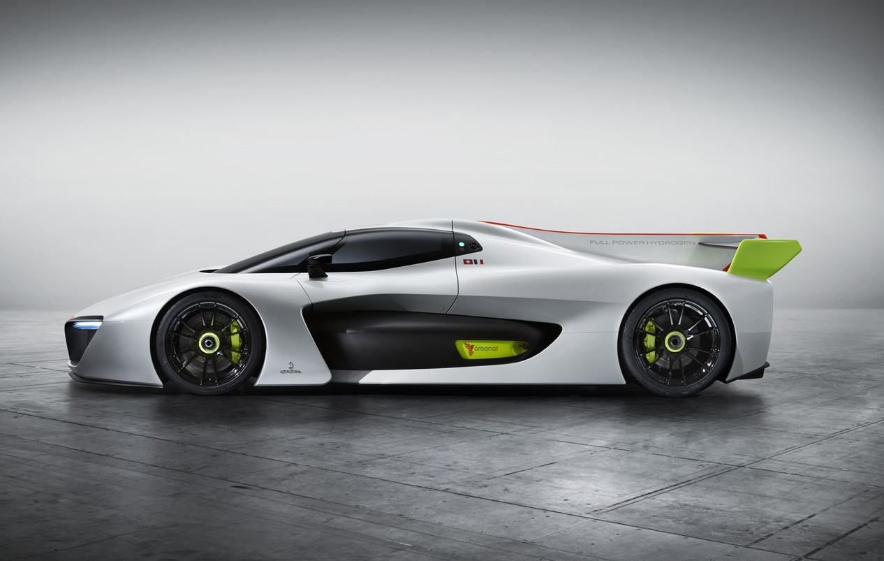 Pininfarina H2 Speed The Hydrogen Supercar My Car Heaven Engine Diagram