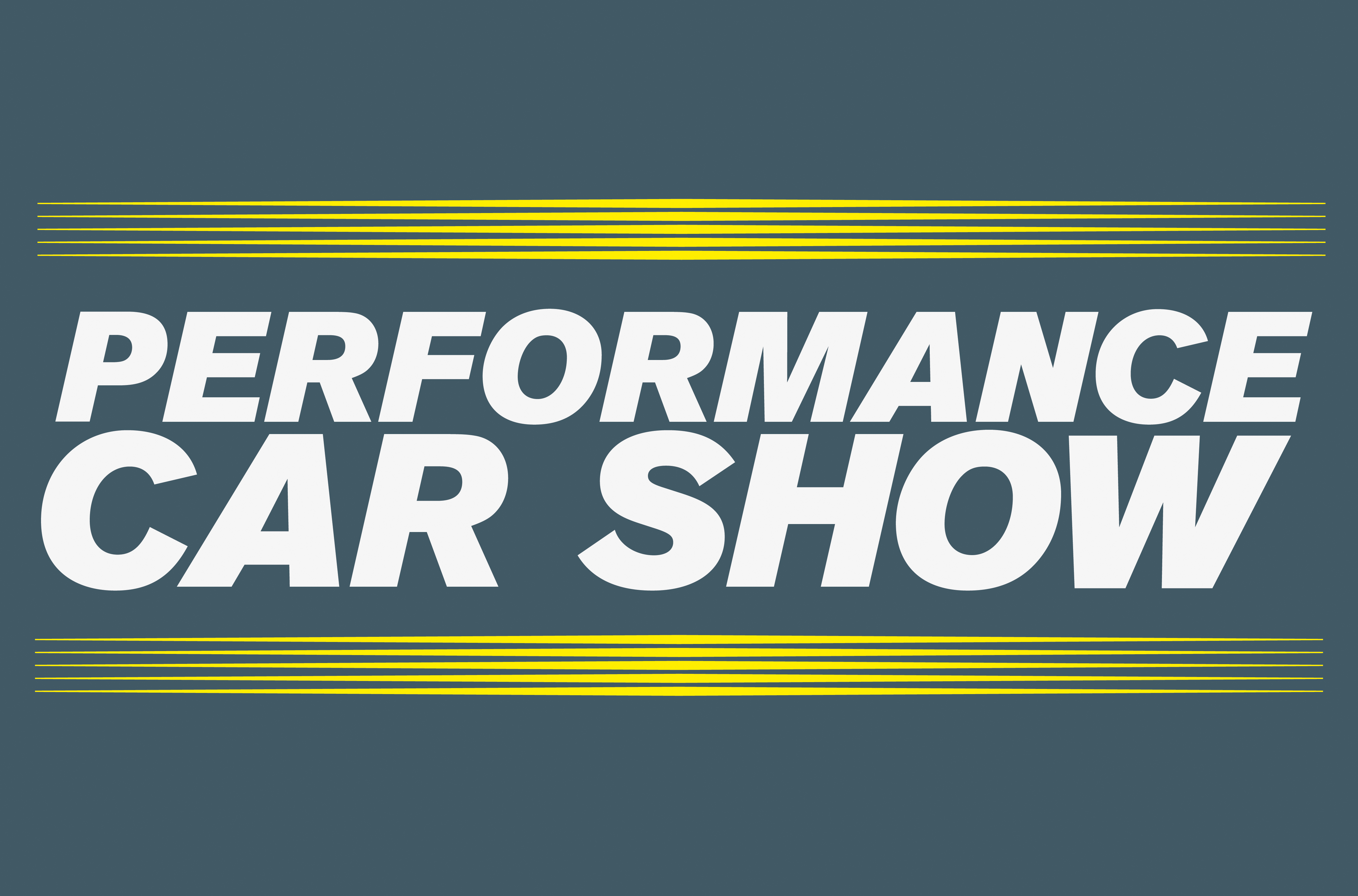 Win A Pair Of Tickets To The Performance Car Show My Car Heaven - How much are the tickets for the car show