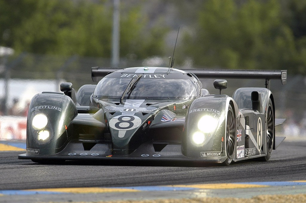2003 Bentley Speed 8 LMGTP