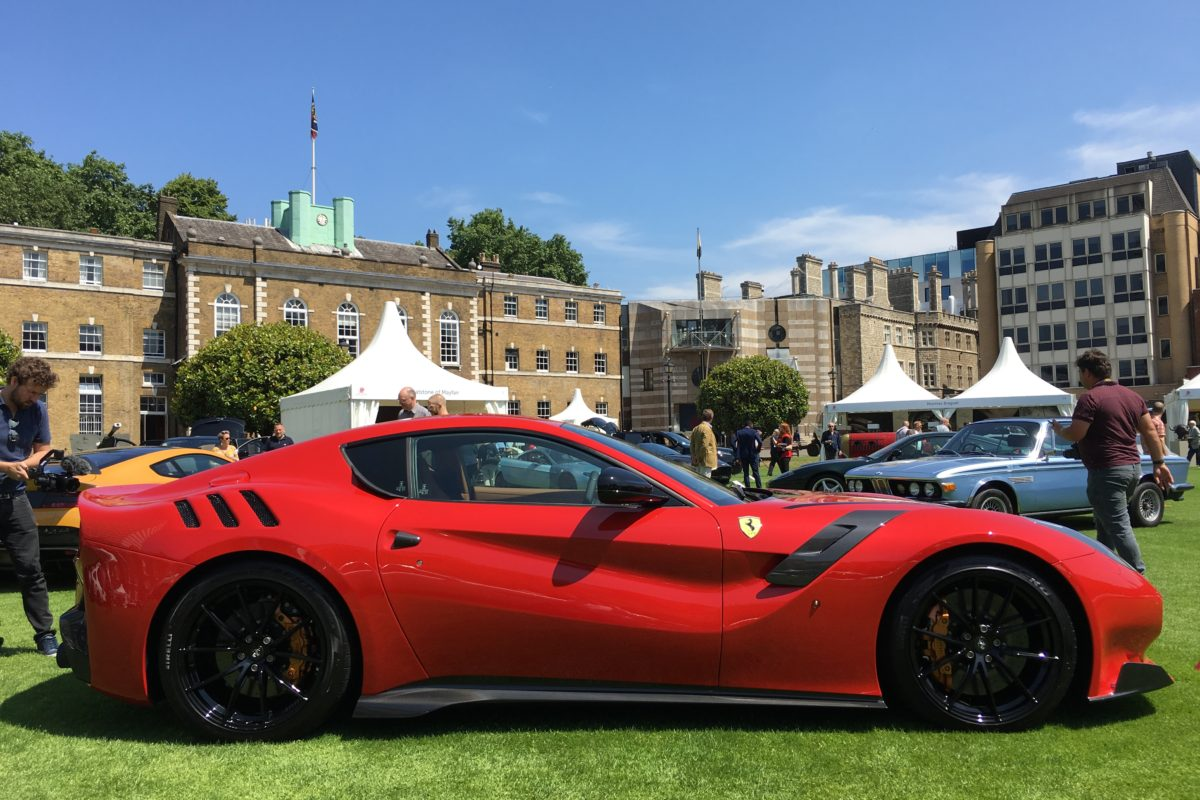 Our Top Ten Cars From The 2018 London Concours