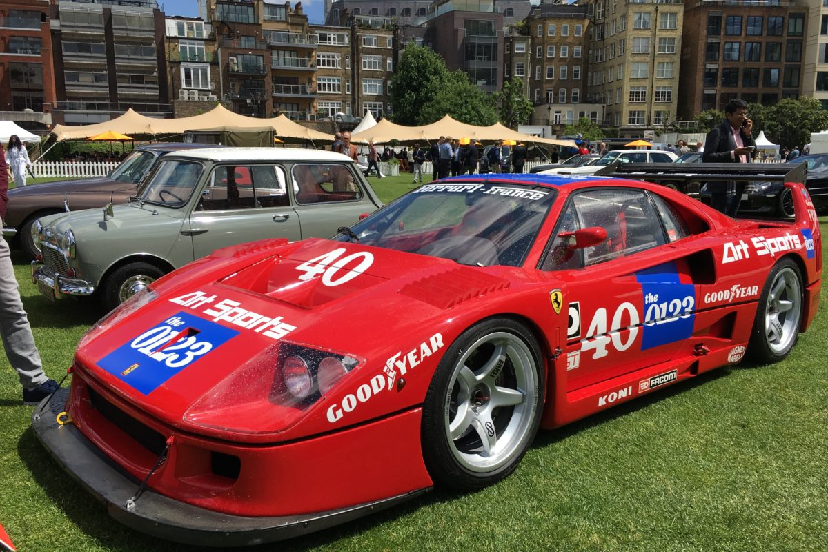 The Top 10 Cars I D Like To Drive Most On Show At The London